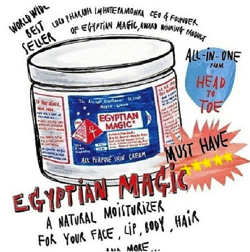 Fake Legendary Egyptian Magic Cream