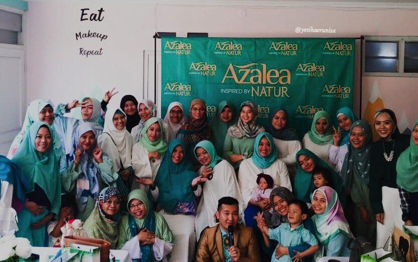 Nature Azalea di Bandung