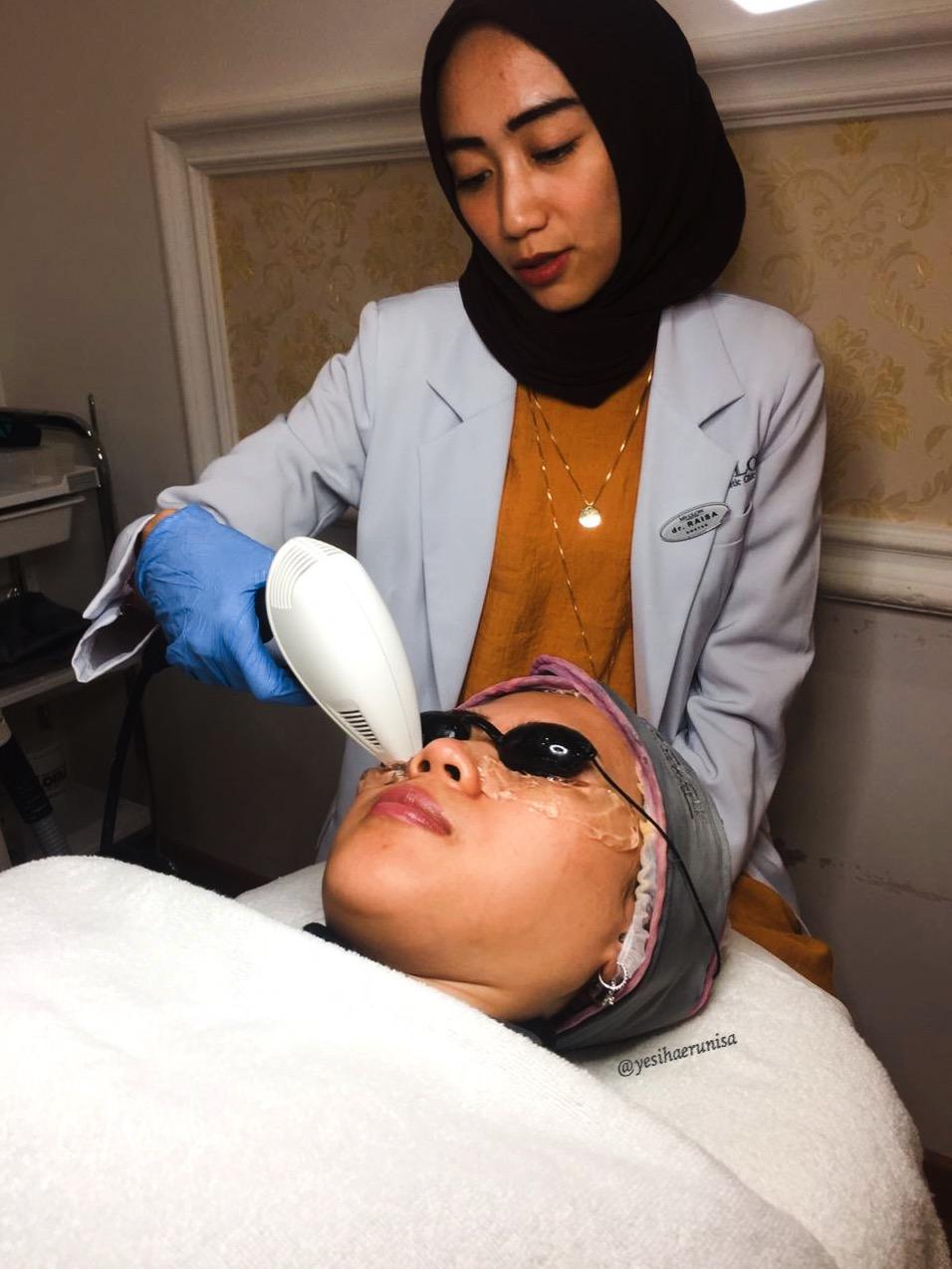 Laser Treatment Ms Glow Clinic Bandung